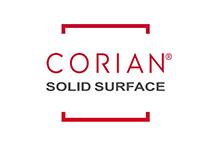 Logo Corian Solid Surfaces, tienda de cocina en palma, mi cocina palma